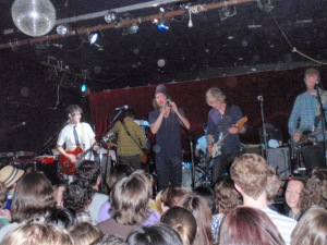 Broken Social Scene at the Kings Arm, Auckland NZ